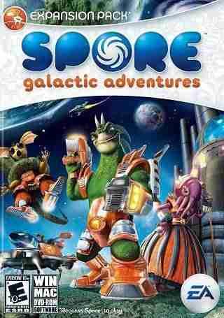 Descargar Spore Galactic Adventures [MULTI16] por Torrent